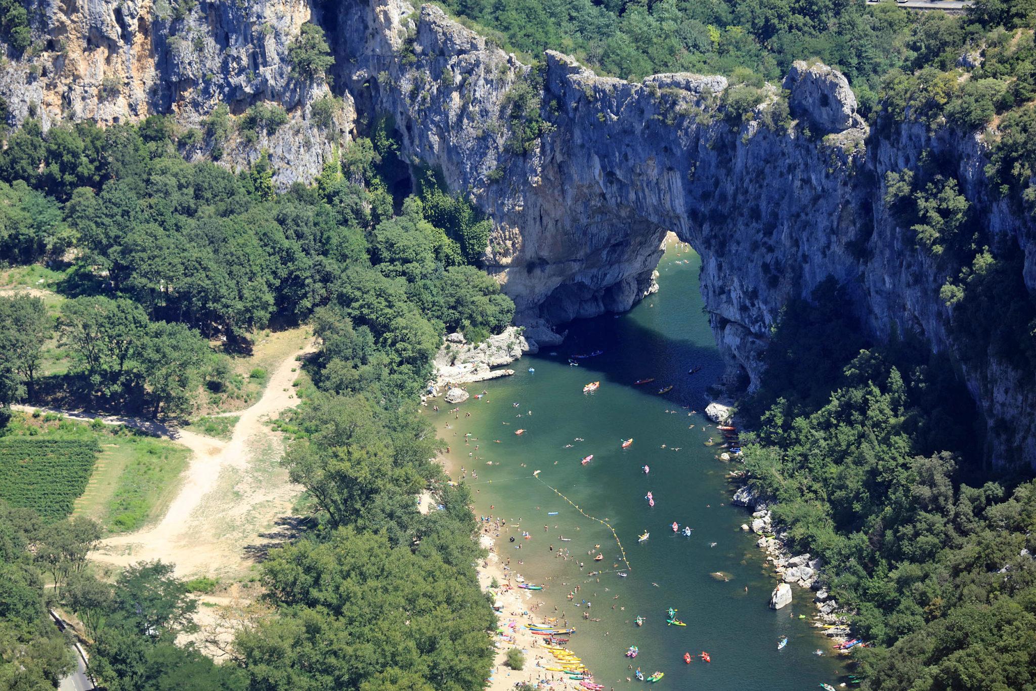 ©Pont d'Arc-Ardèche