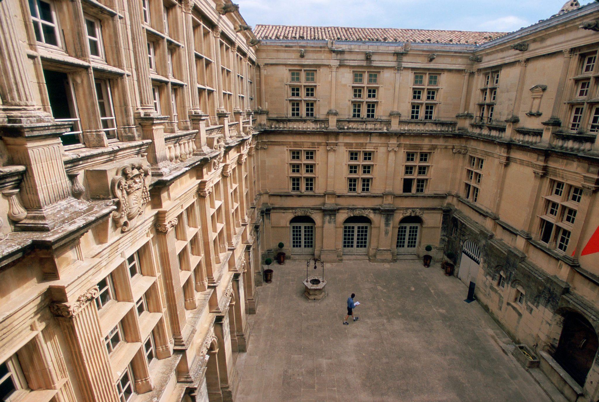 Université du vin - Château de Suze-la-Rousse - Drôme Provençale