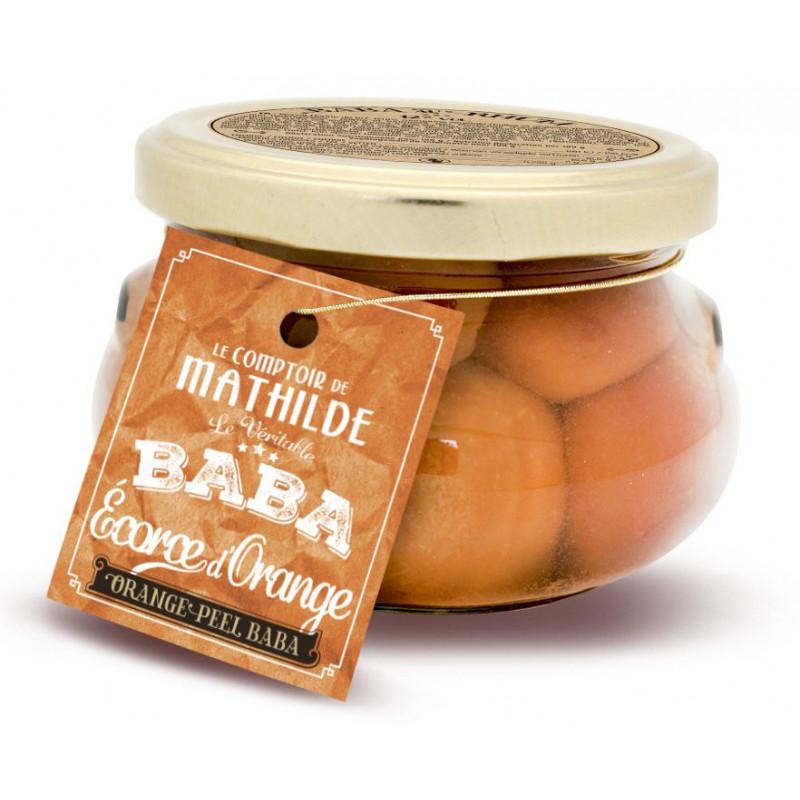 Pour Marie -Tatie friande des babas Made by Les Comptoirs de Mathilde