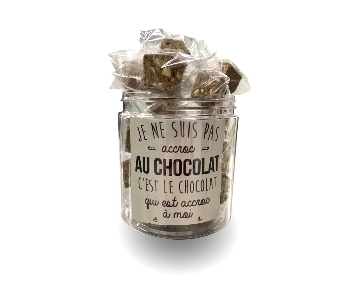 Pour Charlotte - Soeur Choco'addict du chocolat Made By Escobar