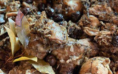 Lapin aux olives de Béatrice - Les carnets de julie