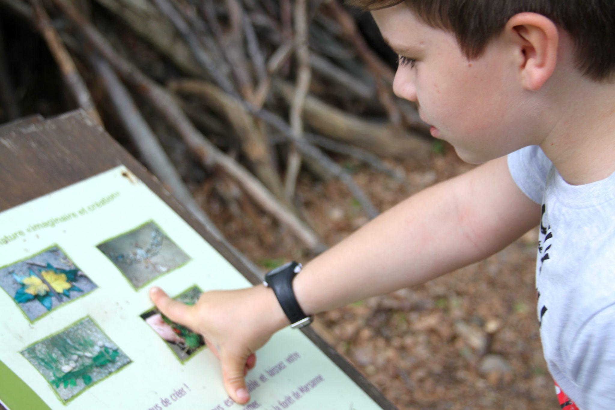 Plaquette pédagogique - Forêt de Marsanne parc des éoliennes ©SScorbiac