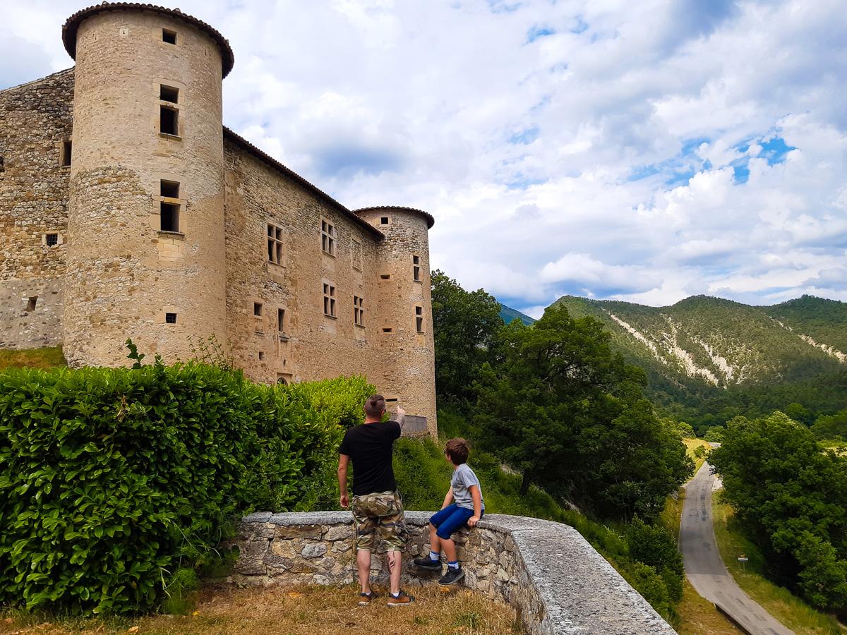 Le château renaissance de la Charce -©SCScorbiac