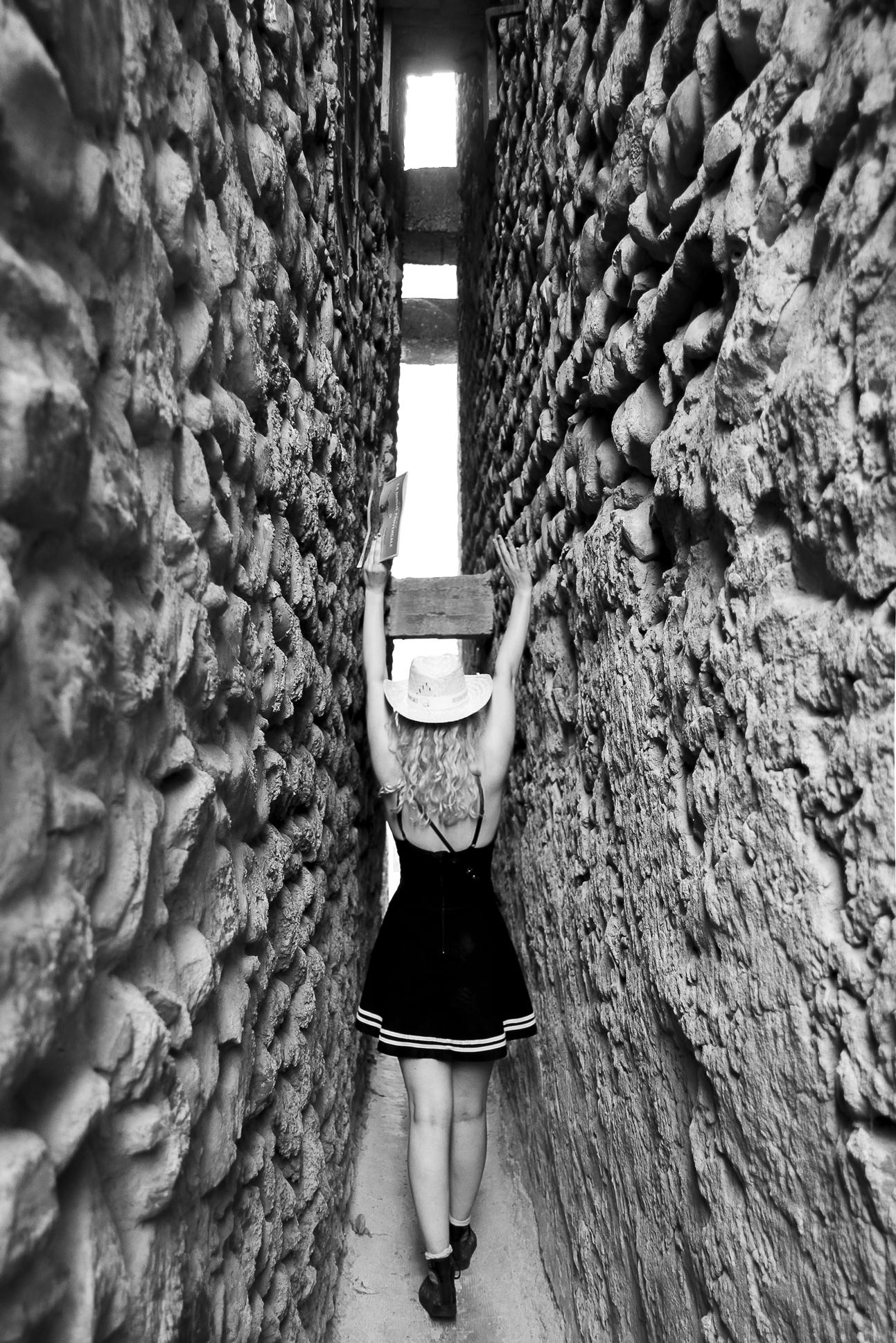 Le passage de 50 cm à Tulette
