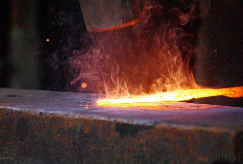 Atelier des trois forges à Charols - 6
