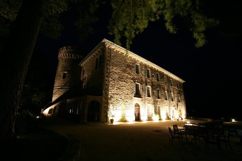 Restaurant Château les Oliviers de Salettes à Charols - 22