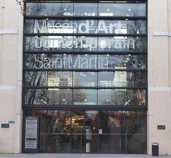 Musée d'Art Contemporain Saint-Martin à Montélimar - 3
