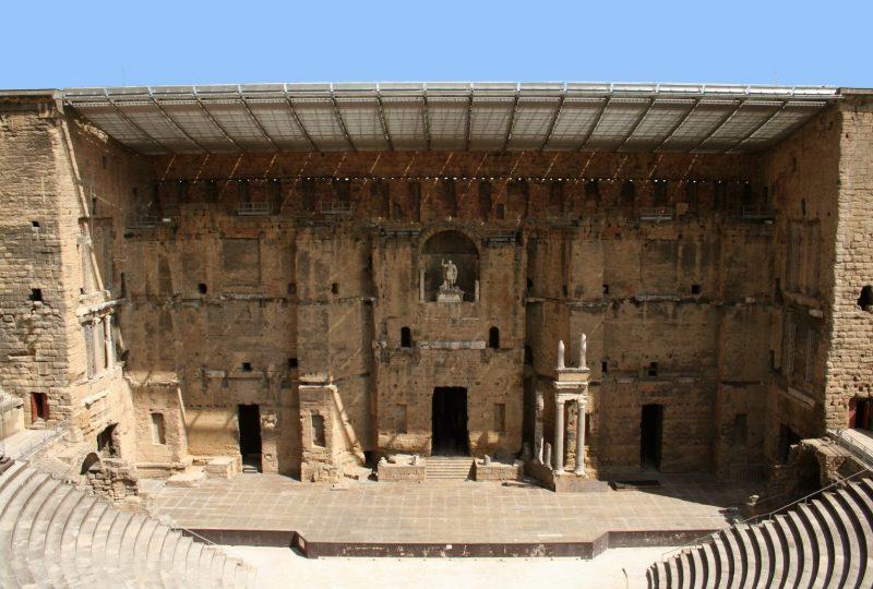 Site du Théâtre Antique à Orange - 0