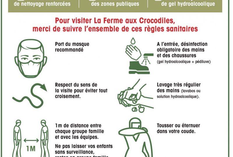 La ferme aux crocodiles à Pierrelatte - 0