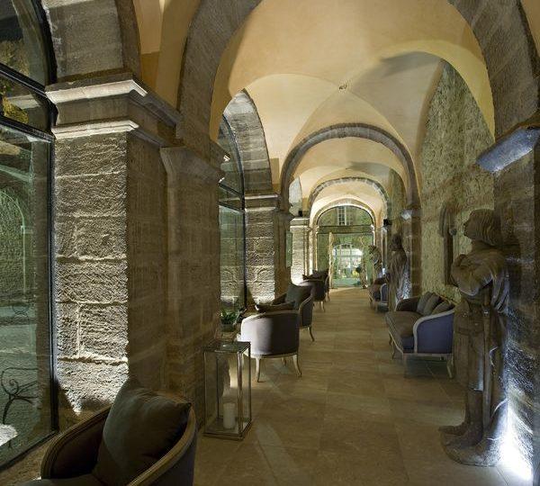 Détente et relaxation au château à Rochegude - 1