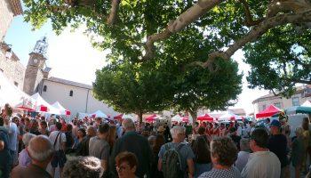 Fête des vins et des olives(VENTEROL)
