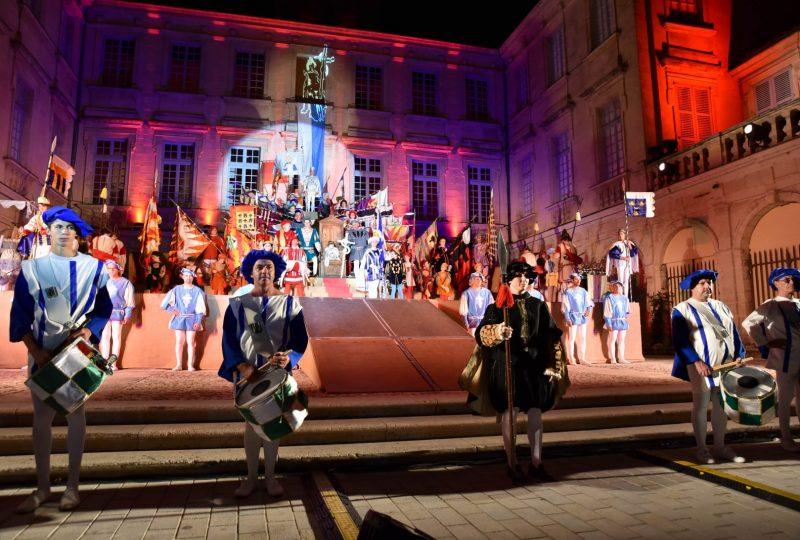 Nuit du Petit Saint Jean à Valréas - 0