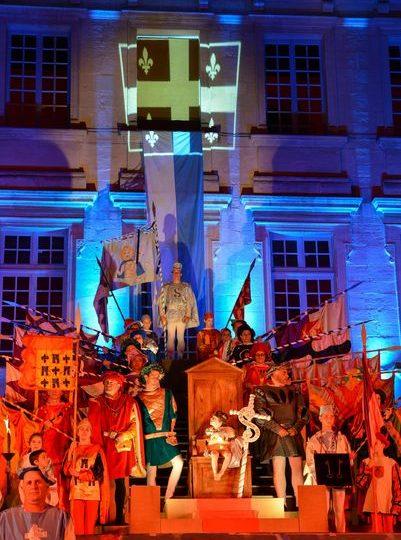 Nuit du Petit Saint Jean à Valréas - 4