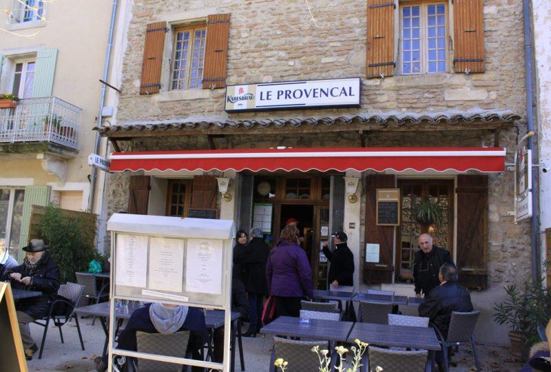 Le Provençal à Richerenches - 1
