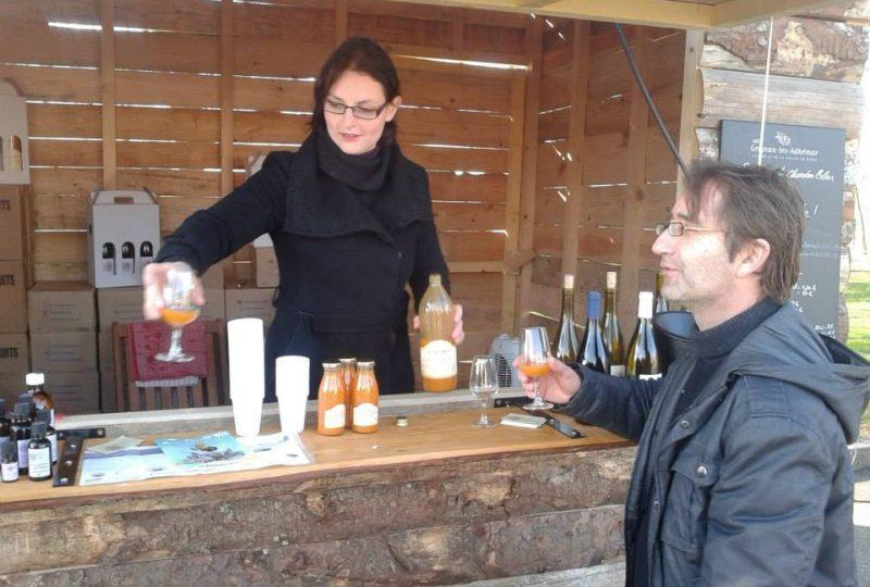 Domaine du Chardon Bleu à Roche-Saint-Secret-Béconne - 1