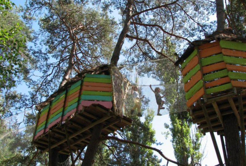Arbo'Magic – Parc loisirs nature à Menglon - 0
