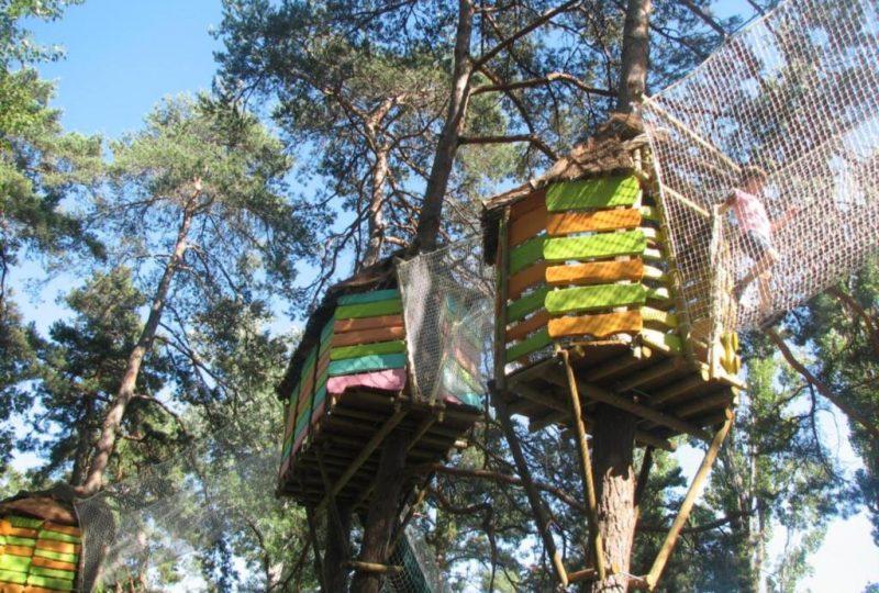 Arbo'Magic – Parc loisirs nature à Menglon - 1