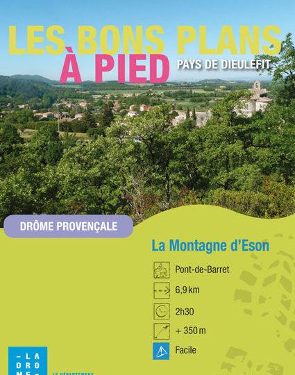 Pont-de-Barret : La Montagne d'Eson à Pont-de-Barret - 0