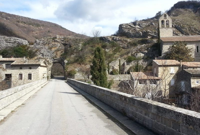 Village de Rochebaudin à Rochebaudin - 0