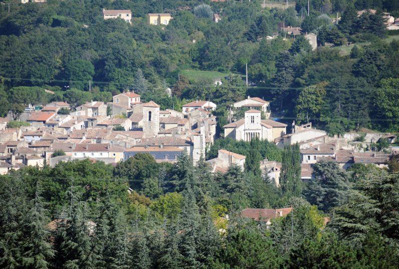 Village de Dieulefit à Dieulefit - 2