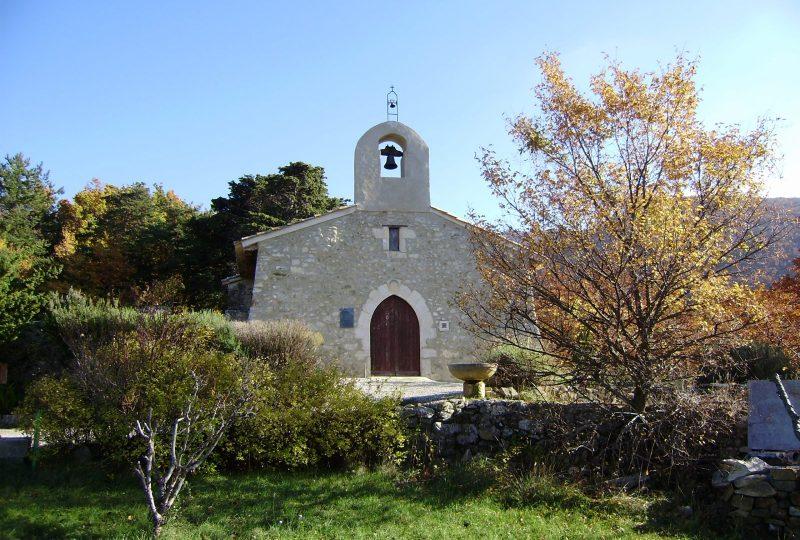 Village de La Roche Saint Secret à Roche-Saint-Secret-Béconne - 1
