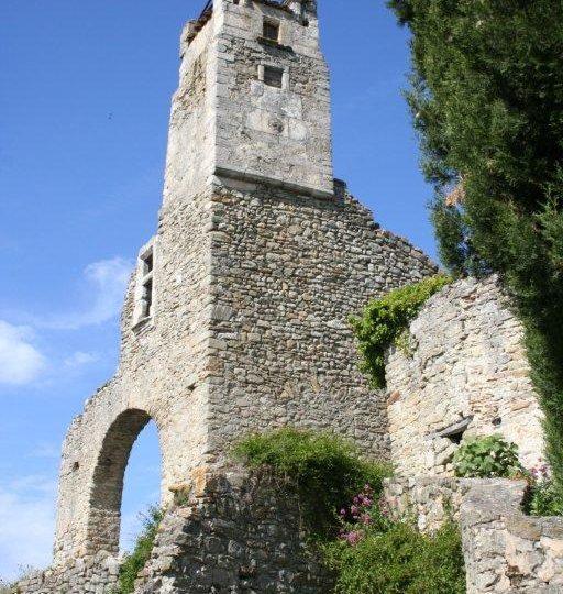 Châteauneuf-de-Mazenc à La Bégude-de-Mazenc - 1