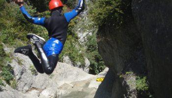 Image principale canyoning