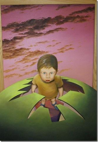 Atelier-Exposition de peinture Daniel Joux à Dieulefit - 0
