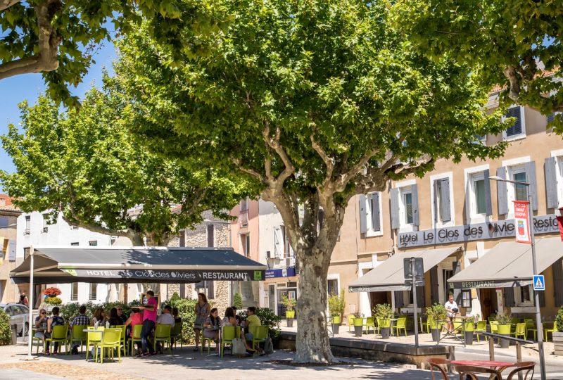 Le Clos des Oliviers à Bourg-Saint-Andéol - 0