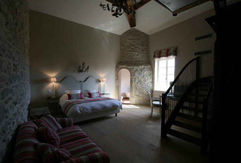 Hôtel Château les Oliviers de Salettes à Charols - 7