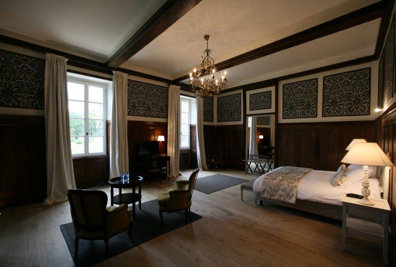 Hôtel Château les Oliviers de Salettes à Charols - 12