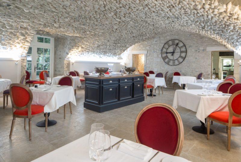 Hôtel Château les Oliviers de Salettes à Charols - 23