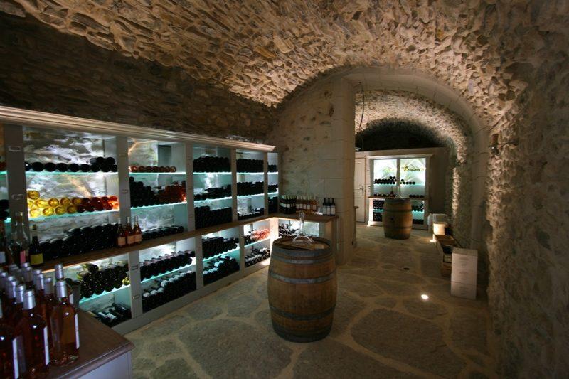 Hôtel Château les Oliviers de Salettes à Charols - 31
