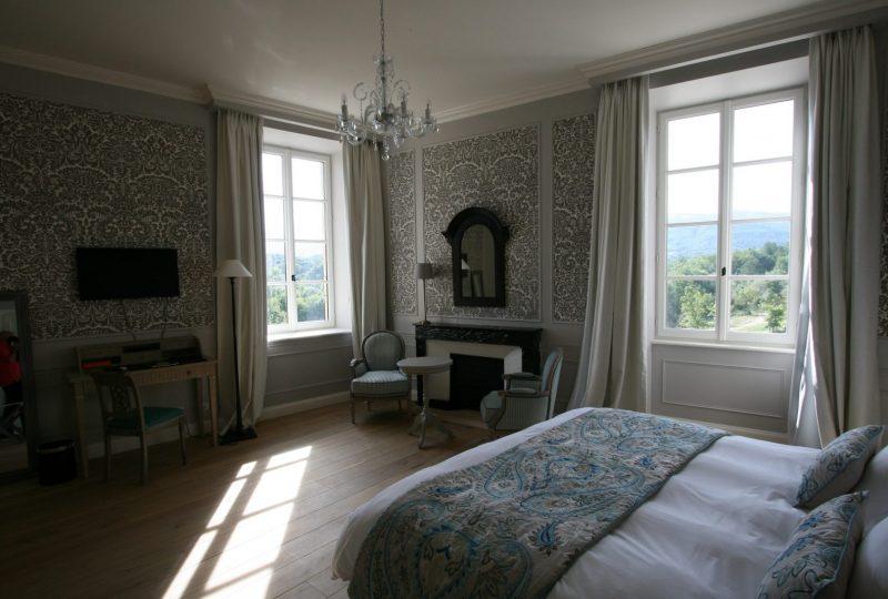 Hôtel Château les Oliviers de Salettes à Charols - 15