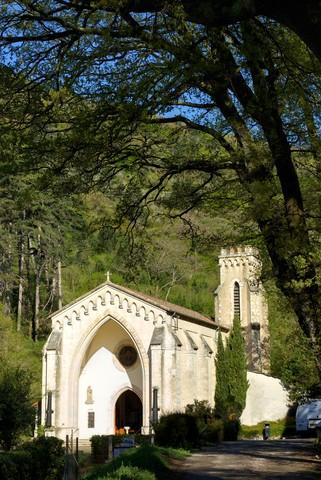 Notre Dame de Fresneau. à Marsanne - 0