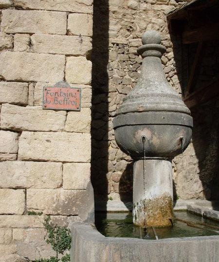 Au fil de l'eau à Montbrun-les-Bains - 12