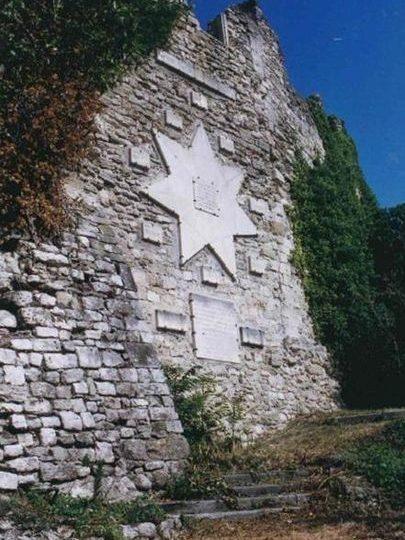 L'Etoile des poètes à Montségur-sur-Lauzon - 0