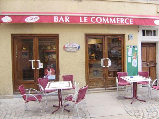 Bar Le Commerce à Dieulefit - 1