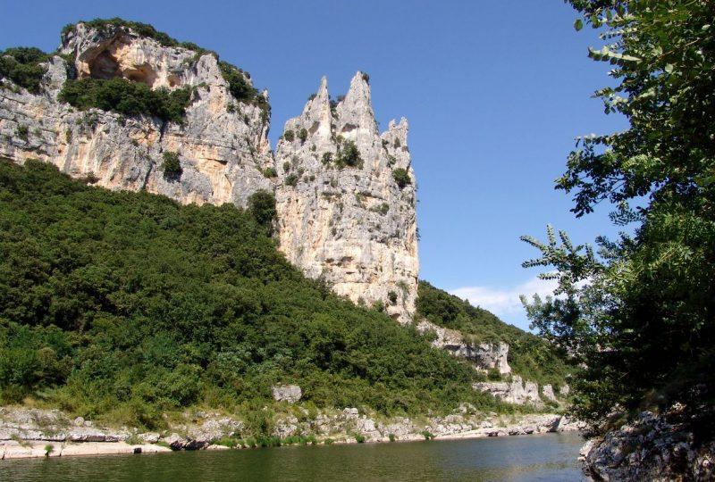 Grotte de la Madeleine à Saint-Remèze - 0