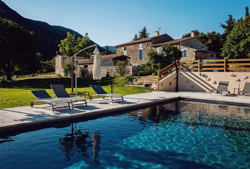 Le Mas de La Lance à Roche-Saint-Secret-Béconne - 0