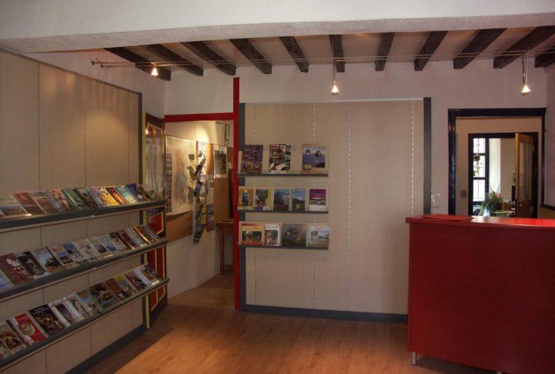 Office de Tourisme du Pays Diois – bureau de la Vallée de la Roanne à Saint-Nazaire-le-Désert - 0