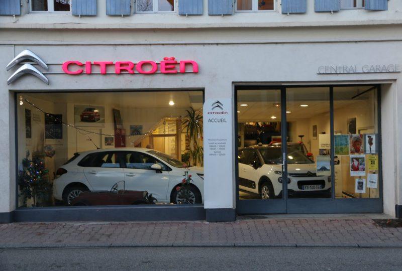 Central Garage Citroën à Nyons - 0