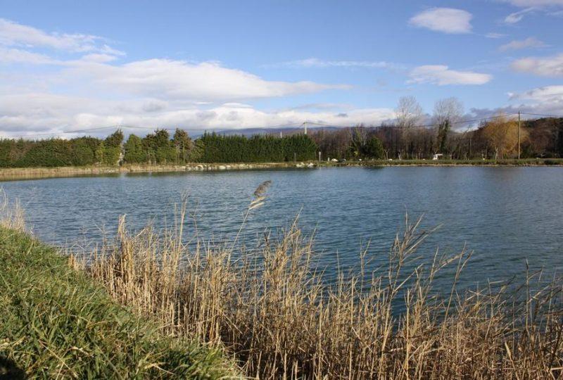 Plan d'eau du Lez à Grillon - 0