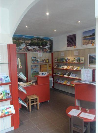 Office de Tourisme du Pays Diois – bureau de La Motte Chalancon à La Motte-Chalancon - 0