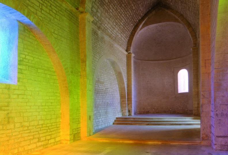 Exposition des Vitraux de la Chapelle Saint Vincent à Grignan - 0