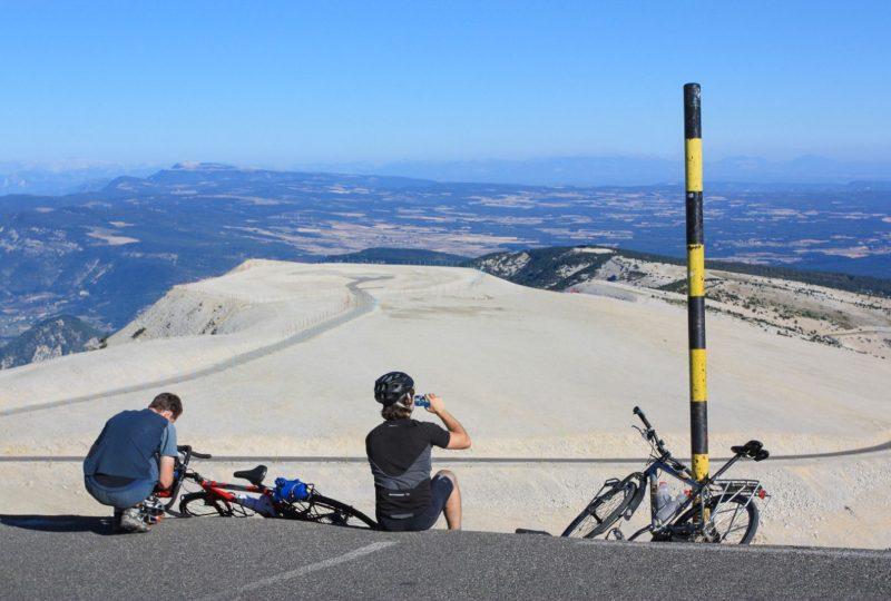 Quelques jours en Drôme provençale avant l'ascension du Mont Ventoux à Mollans-sur-Ouvèze - 0