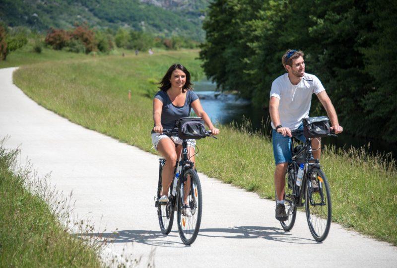 Séjour à vélo : ViaRhôna, de Vienne à Montélimar à Tournon-sur-Rhône - 0