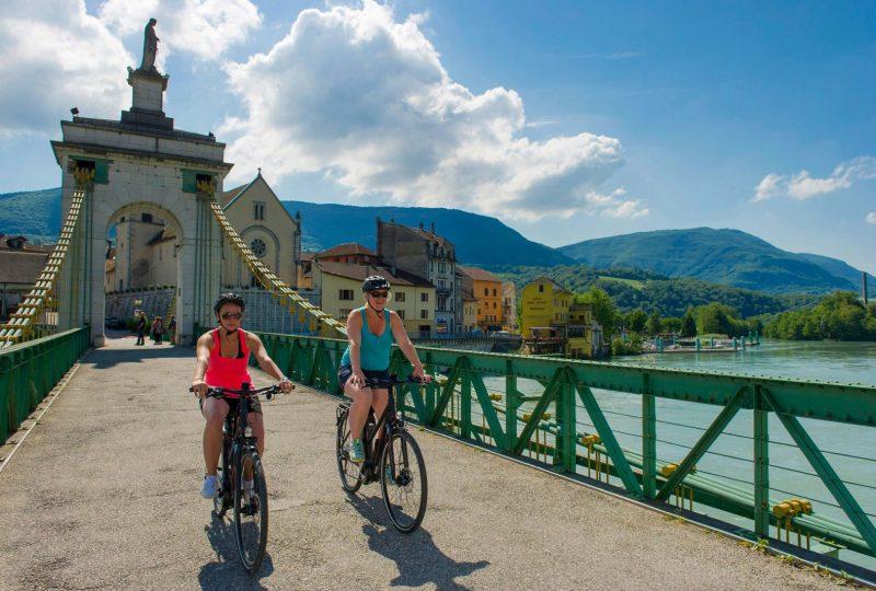 Séjour à vélo : ViaRhôna, de Vienne à Montélimar à Tournon-sur-Rhône - 3