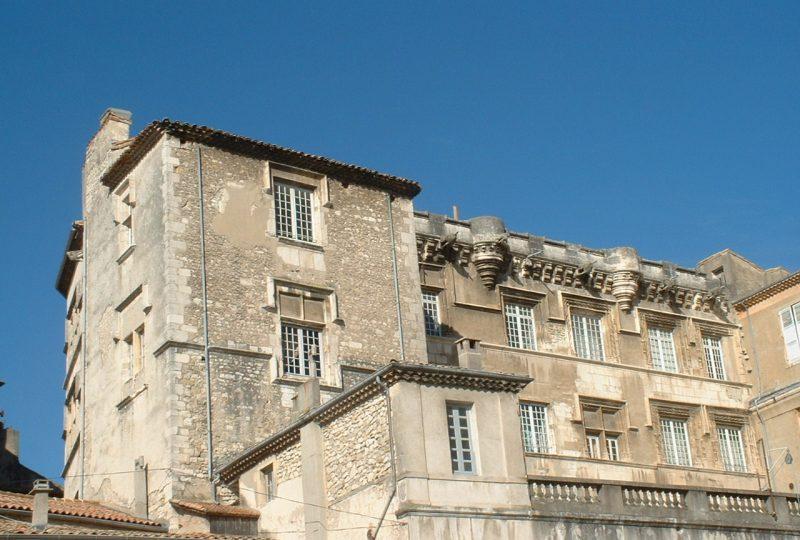 Palais des Evêques à Bourg-Saint-Andéol - 0