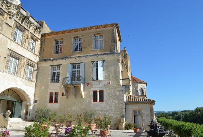 Palais des Evêques à Bourg-Saint-Andéol - 2